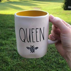 "Rae Dunn ""Queen Bee"" Mug"